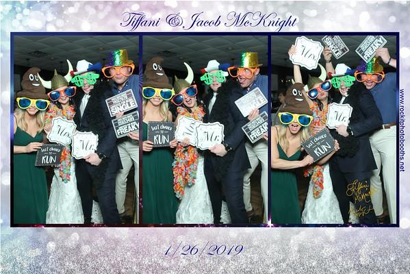 Tiffani and Jacob McKnight