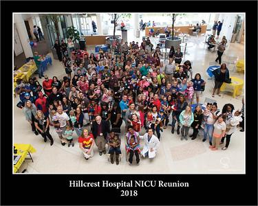 Hillcrest NICU Reunion