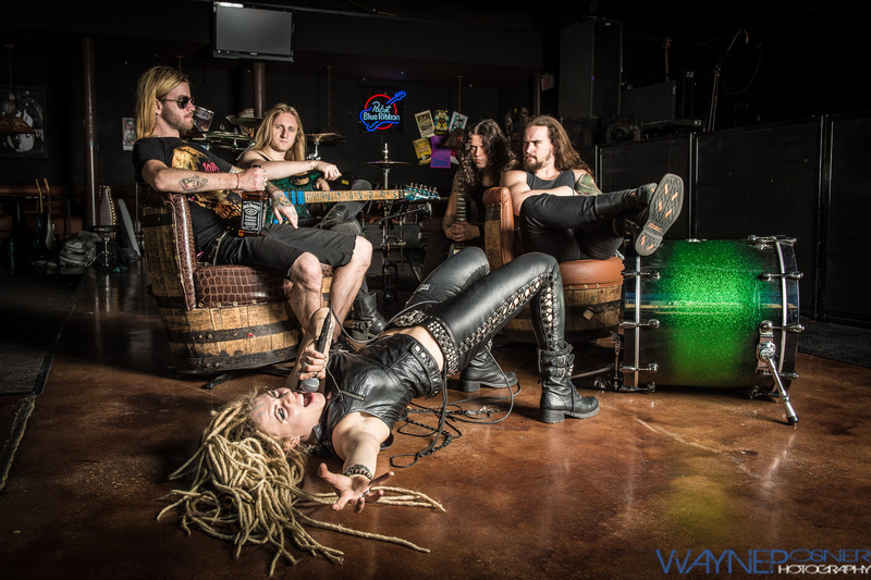 Kobra and The Lotus at LVCS