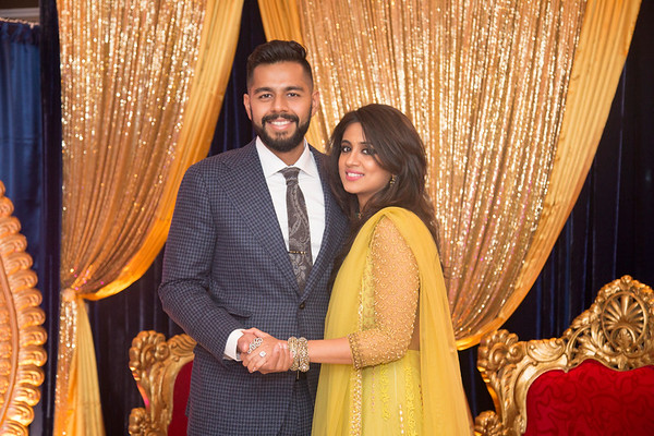 Atul & Palak's Pre-Wedding Cocktail Party
