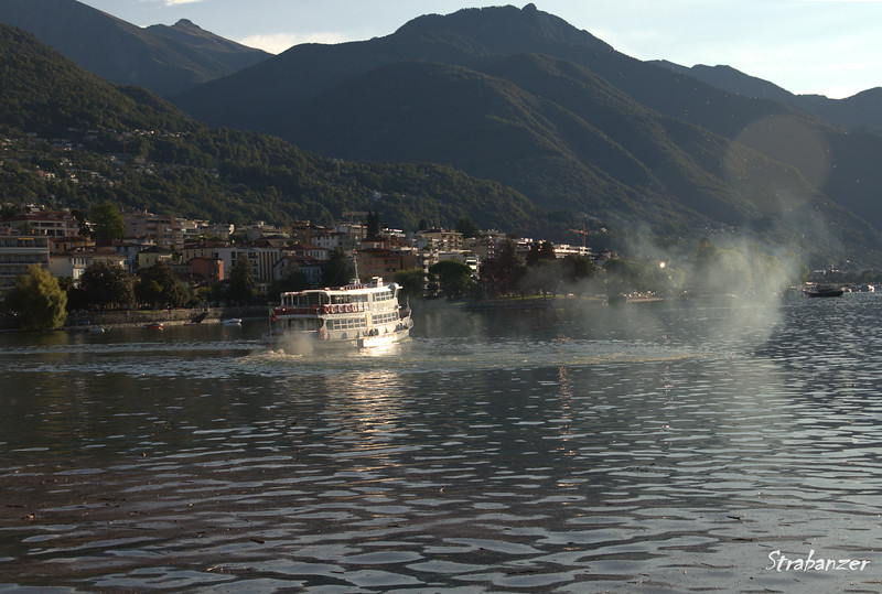 Locarno, Ticino, Switzerland,  09/03/2017