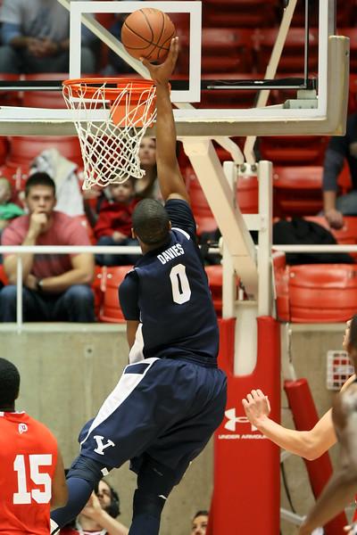 NCAA BASKETBALL: DEC 10 BYU at Utah