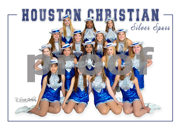Houston Christian Silver Spurs