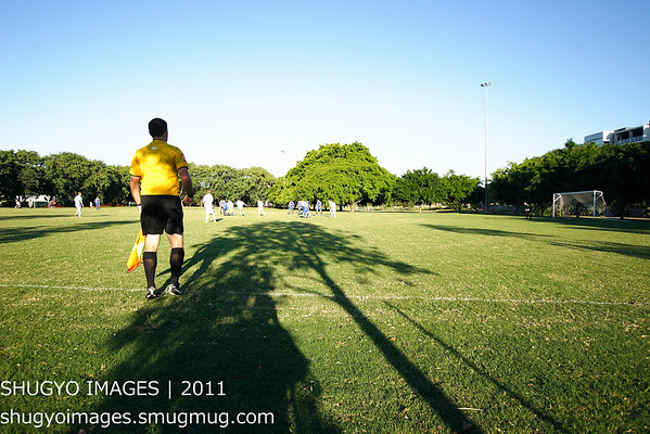 Taringa Rovers vs Olympic Feb 2011