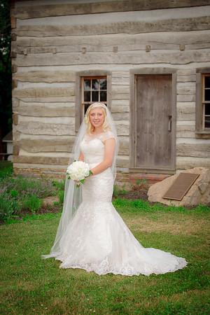 Bennett-Schulte Wedding - Brides Pictures