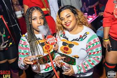 "SOCA IS LIFE "" UGLY SWEATER"""