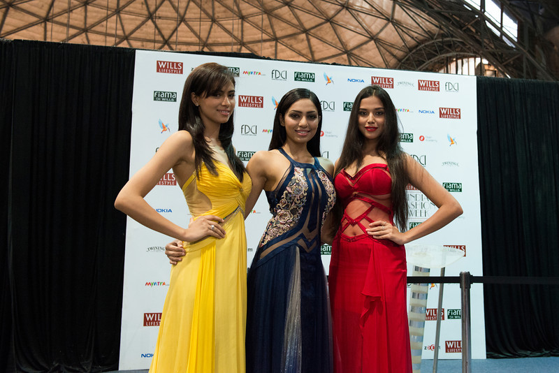 Wills India Fashion Week - 2014