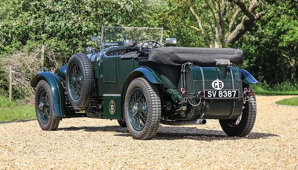 1929 Bentley Blower Bentley SV8387