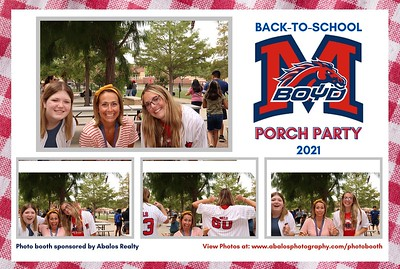 MBHS Porch Party