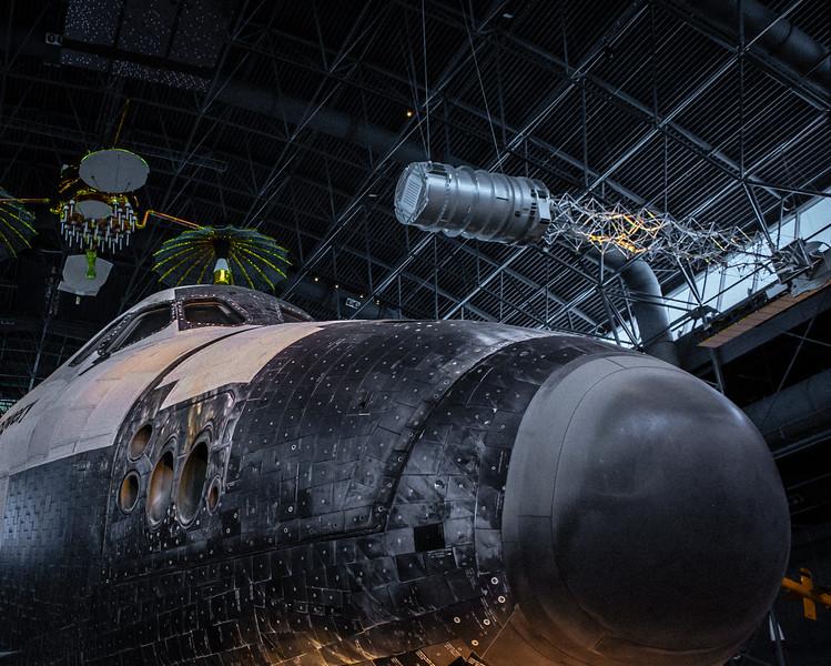 Air and Space Udvar-Hazy Center