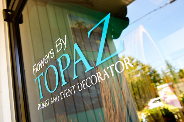 Topaz & Bridal Reflections