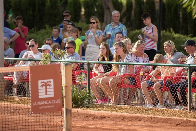 LMC Tennis Exhibition 14th July '17
