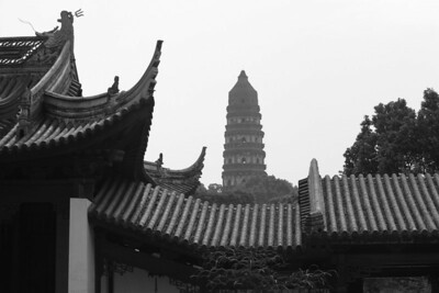 Suzhou; Tiger Hill; Grand Canal; Lingering Garden
