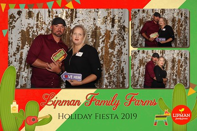 Lipman Produce Holiday 2019