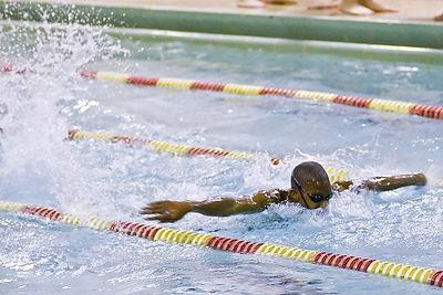 Johnston v. Pershing Swim meet 1-26-06