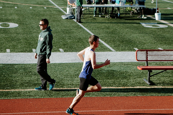 Zach Senior Track