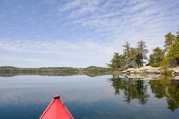 Kayaking 2008