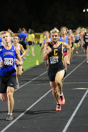 2017 Centerville HS Cross Country