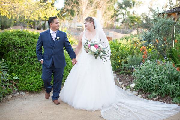 Eliseo + Mackenzie Wedding