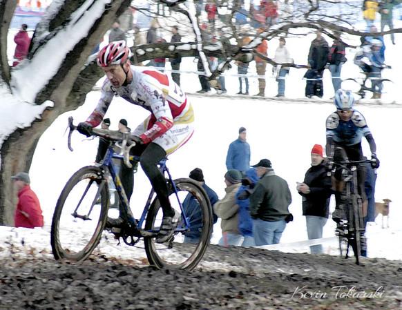 2005 Cyclocross Nationals, December 10, 2005 - Elite Men