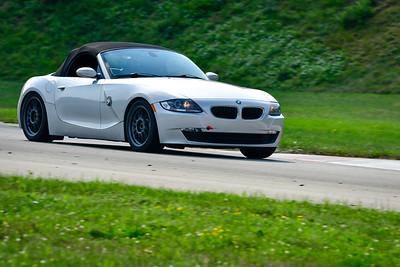 2021 SCCA TNiA  Aug 27 Pitt Adv Silver BMW Z4