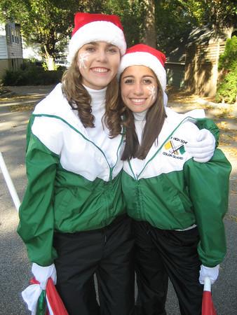 2007-11-17: Raleigh Christmas Parade