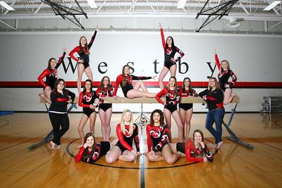 Westby gymnastics GYM1415