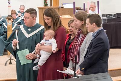 GSLC Noah Griffith Baptism