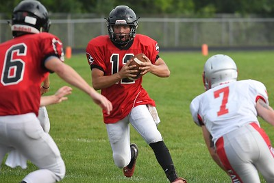 081717 Brookside and Fairview Scrimmage