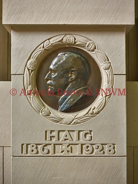 Field Marshal Douglas Haig, 1861 to 1928
