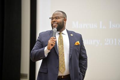 Diversity Inclusion Marcus Isom