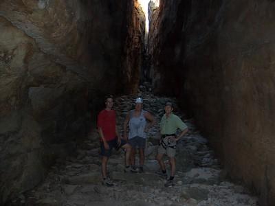 Cape Town Climbing 2007- 2008