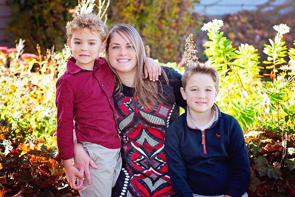 Eileen & Family