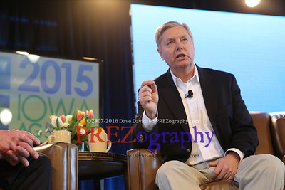 Lindsey Graham Iowa Ag Summit 2015