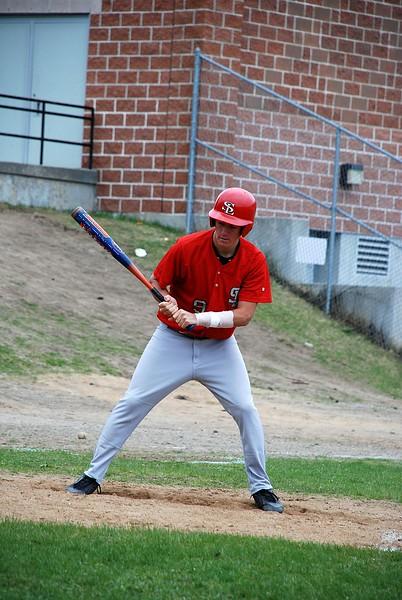 2009 SLHS JV Baseball - May 5 v Northeast Clinton