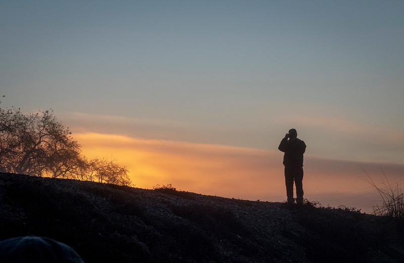 Black Butte Lake at dawn