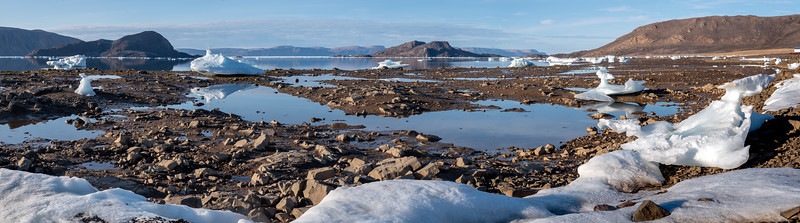 Low Tide aIn Alexandra Fjord