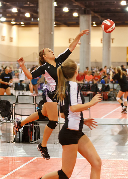 2013 Attack - Volleyball Festival - Day 2