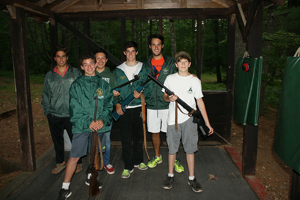 Tennis/Rifle/Trap Competition