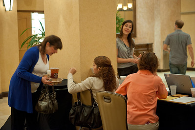 Network for a healthy California conference at Crowne Plaza Hotel Anaheim, CA Sept 21st 2012
