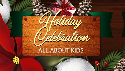 2019 All About Kids Holiday Party!