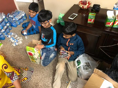Portland Chapter Seva Day - Dec082018
