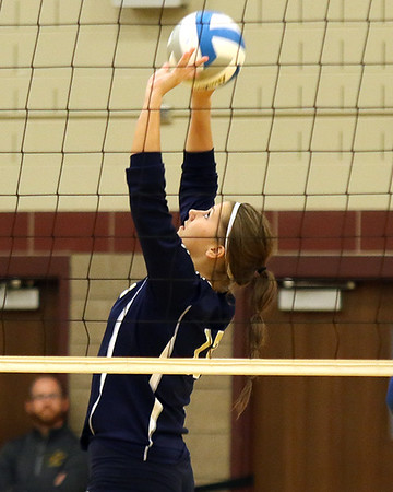 11-05-16 Hermantown Hawks 7AA Volleyball Championship