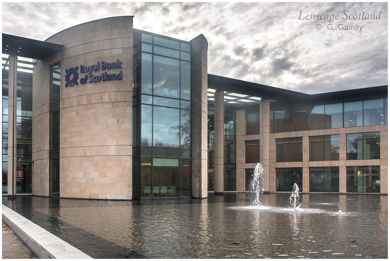 Royal Bank of Scotland HQ, Gogarburn (1)