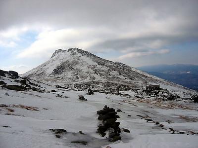 ** Washington and Monroe winter hike: Jan. 28 **