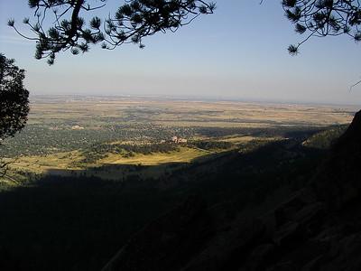 Flatirons and Chautauqua Hike