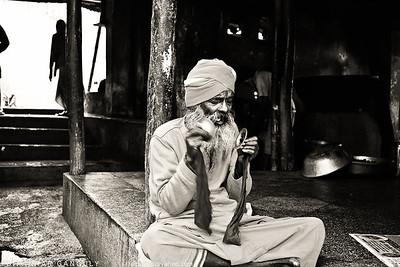By the Ganges in Kolkata