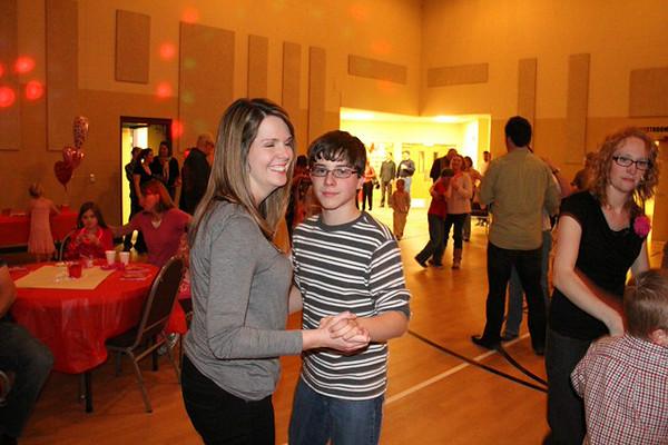Crossroads Community Church Family Dance