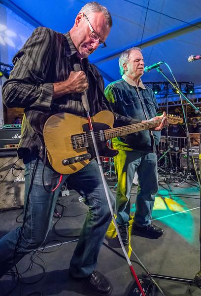 Paul Diethelm with Billy Scherer sitting in-Slip Twister-Excelsior Brewery Octoberfest 2014