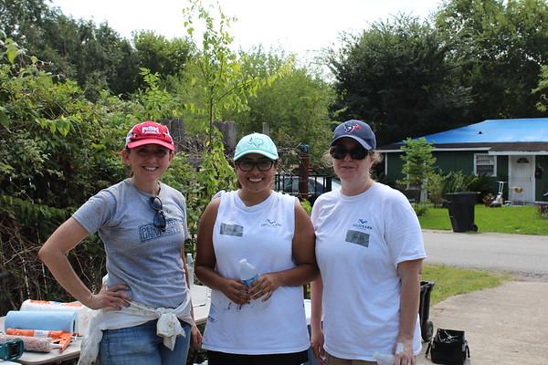 Community Outreach-Rebuilding Houston - 09.13.19